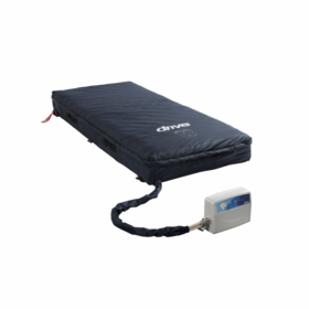 """Med-Aire Assure 5"""" Air with 3"""" Foam Base Alternating Pressure and Low Air Loss Mattress System"""
