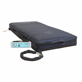 PRO 2000 ALTERNATING OVERLAY MATTRESS WITH LOW AIR LOSS THERAPY