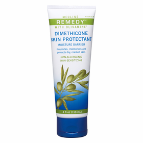 REMEDY DIMETHICONE SKIN BARRIER CREAM FOR BED SORES