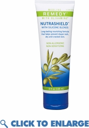 SKIN PROTECTANT CREAM FOR BED SORES w/ NUTRASHIELD 4oz