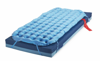 Static Air Mattress Overlay --Deluxe