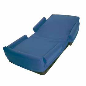 True Low Air Loss Hospital Air Mattress with Raised Edges / Advanced Pump