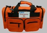 15 inch Duffel Bag orange