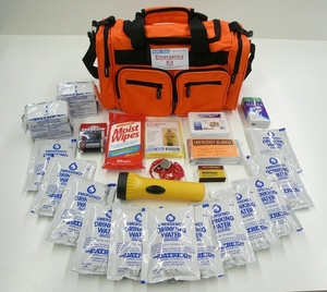 BASICS - 2 Person Disaster Kit - 72 hour