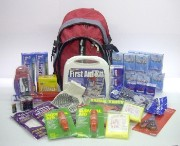 Deluxe - 2 Person  72 Hour Survival Kit