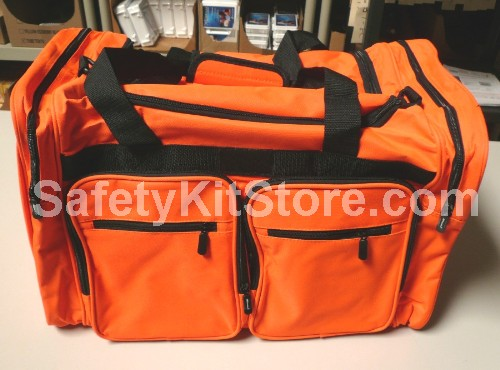 22 Inch Duffel Bag Orange