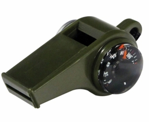 3 in 1 Emergency Survival Whistle
