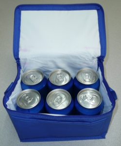 Four 6-packs - Canned Survival Water with 50 year shelf life