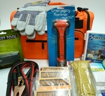 Auto Emergency and Safety Kit with tools - Currently SOLD OUT