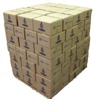 Emergency Water Pouches - full pallet - 98 cases