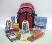 DELUXE - 1 Person 72 Hour Survival Kit