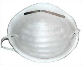 Dust Mask - cone