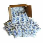 Emergency Water Pouches - 10 person supply - CASE