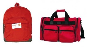 Backpacks and Duffel Bags