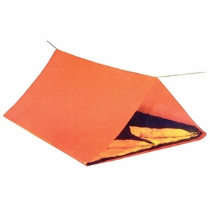 Tube Tent Emergency Shelter - 25 pc bulk pack