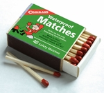 Waterproof Matches 50 boxes