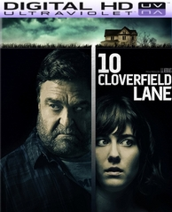 10 Cloverfield Lane HD Digital Ultraviolet UV Code