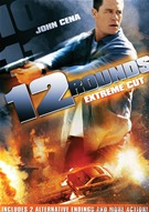 12 Rounds Rated Unrated DVD Movie (USED)