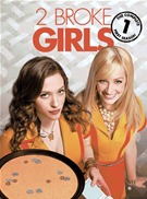 2 Broke Girls The First Season DVD
