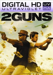 2 Guns Digital HD Ultraviolet UV Code + Digital Copy