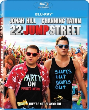 22 Jump Street Blu-ray Single Disc