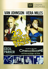 23 Paces to Baker Street DVD Movie (1956)