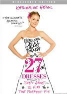 27 Dresses DVD Movie