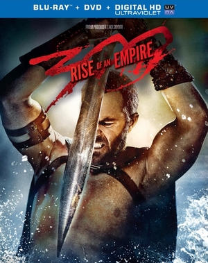 300: Rise of an Empire (Blu-ray + DVD + Digital HD UltraViolet)