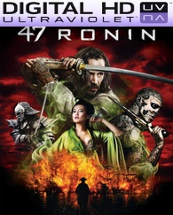 47 Ronin HD Digital Ultraviolet UV Code