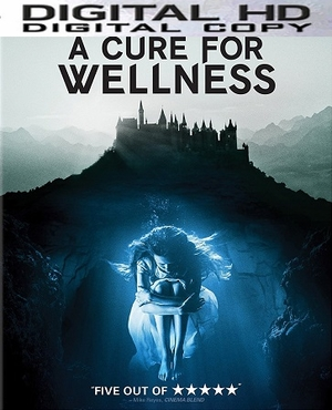 A Cure For Wellness HD Ultraviolet or iTunes Code