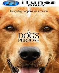 A Dog's Purpose HD iTunes Code
