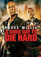 A Good Day To Die Hard DVD Movie