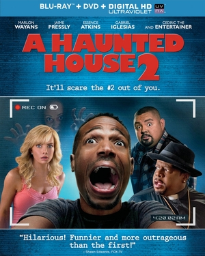A Haunted House 2 (Blu-ray + DVD + UltraViolet)