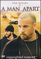 A Man Apart DVD Movie (USED)