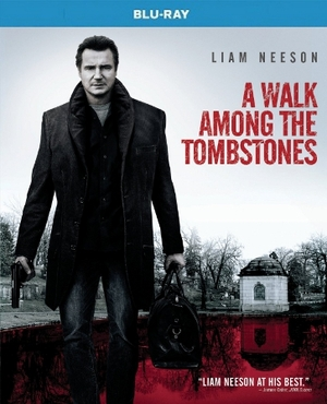 A Walk Among the Tombstones Blu-ray Single Disc