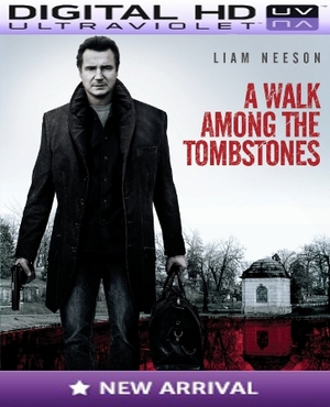 A Walk Among the Tombstones HD Ultraviolet UV Code