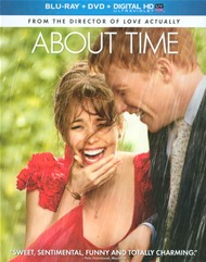 About Time (Blu-ray + DVD + Ultraviolet)