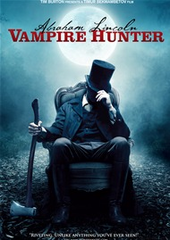 Abraham Lincoln Vampire Hunter DVD Movie