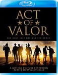 Act Of Valor Blu-ray Rental (USED)