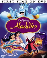 Aladdin DVD Single Disc Edition (USED)
