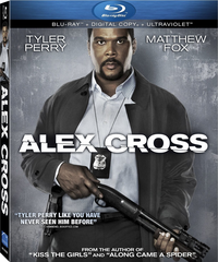 Alex Cross Blu-ray + Digital Copy + UltraViolet