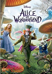 Alice In Wonderland DVD Movie  (USED)