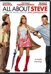 All About Steve  DVD Movie