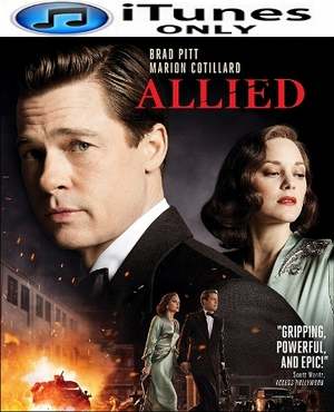Allied HD iTunes Code (LIMITED SUPPLY)