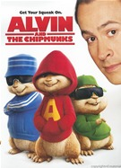Alvin And The Chipmunks DVD Movie