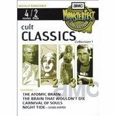 AMC Monsterfest Collection Cult Classics Vol 1