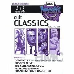 AMC Monsterfest Collection Cult Classics Vol 2