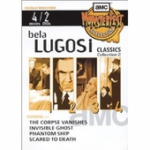 AMC Movies BELA LUGOSI DVD Collection
