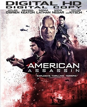 American Assassin HD Ultraviolet or iTunes Code