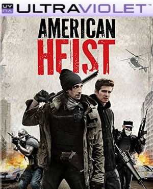American Heist SD Digital Ultraviolet UV Code